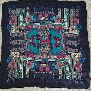 """Extra large 40"""" square scarf"""